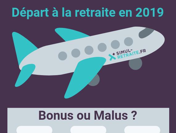 Depart A La Retraite En 2019 Vous Etes Ne E En 1957 Bonus Ou Malus